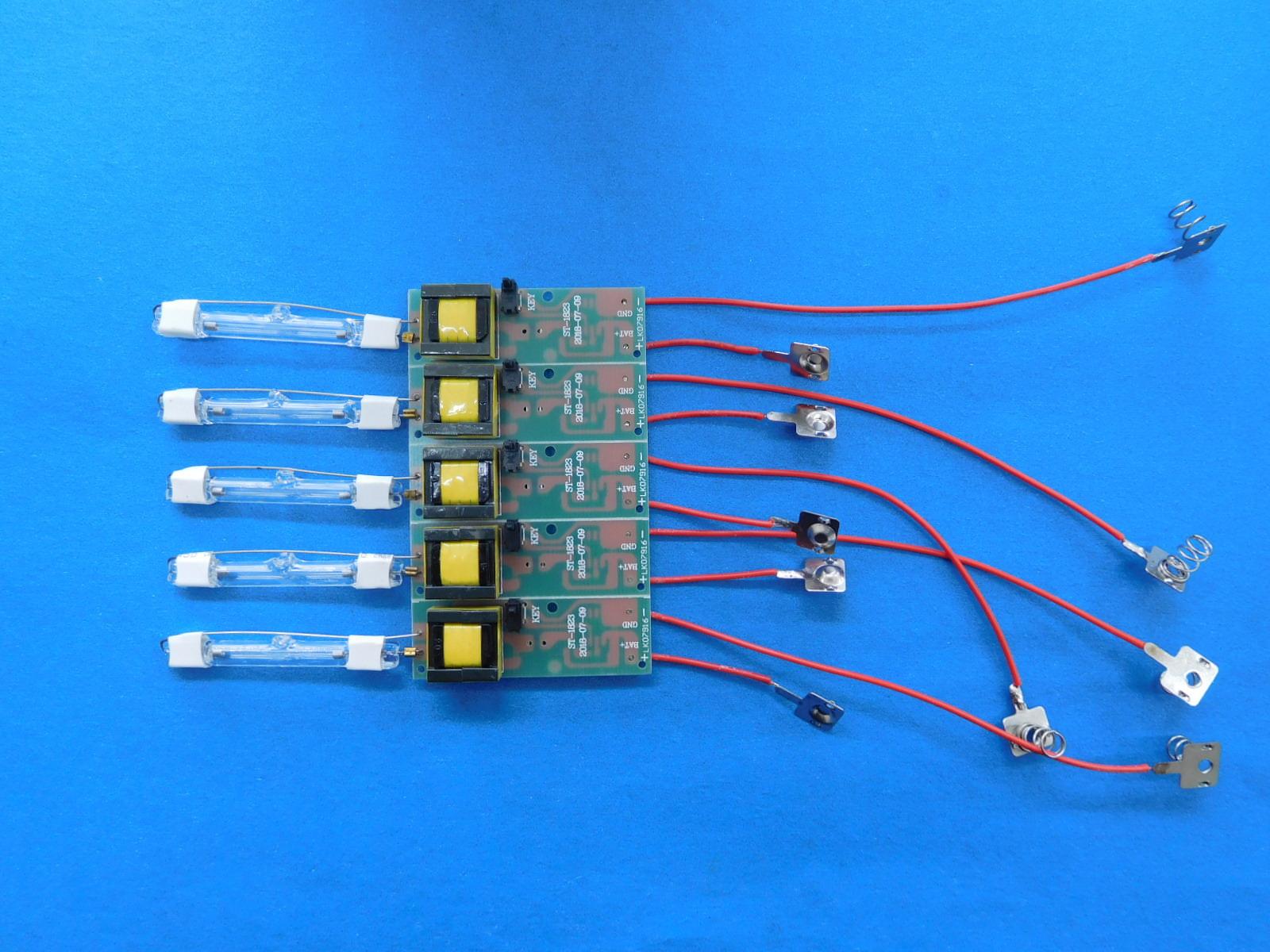 CCFL整流器配套冷陰UV紫外線殺菌燈驅動板可來圖來樣設計/定制