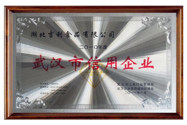 武漢市信用企業