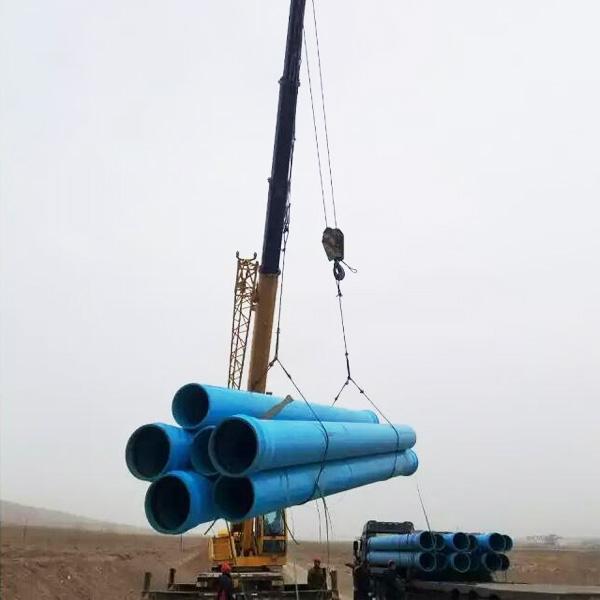 太谷县郭堡水库灌区节水改造工程项目部