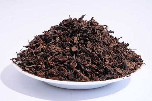云宏古树熟散茶