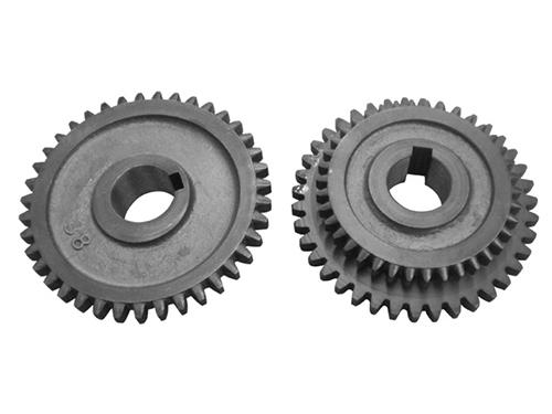 副軸雙聯齒輪