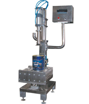 FO 5-30 Ointment filling & sealing machine