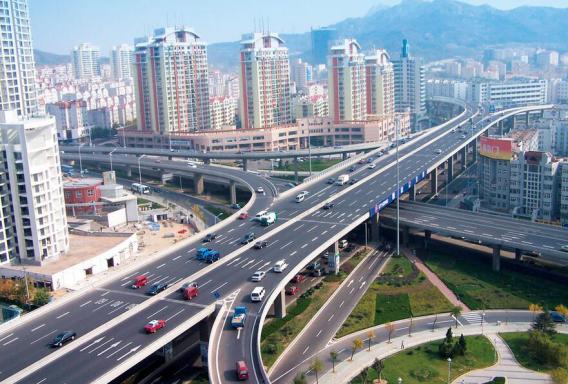 浦南高架及接線工程(隴西路-香樟路)