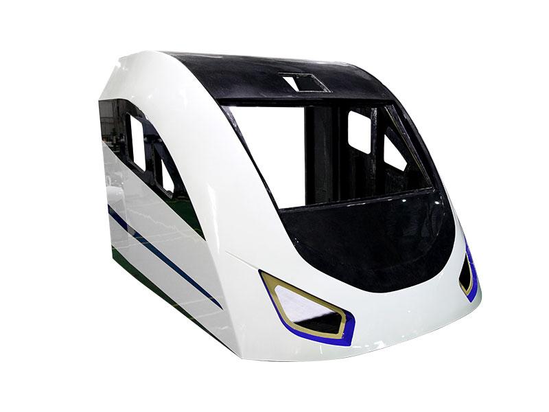 碳纖維頭罩