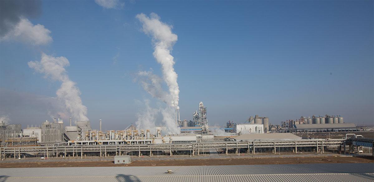 新疆中泰圣雄能源股份有限公司 32%-99%离子膜烧碱固碱装置
