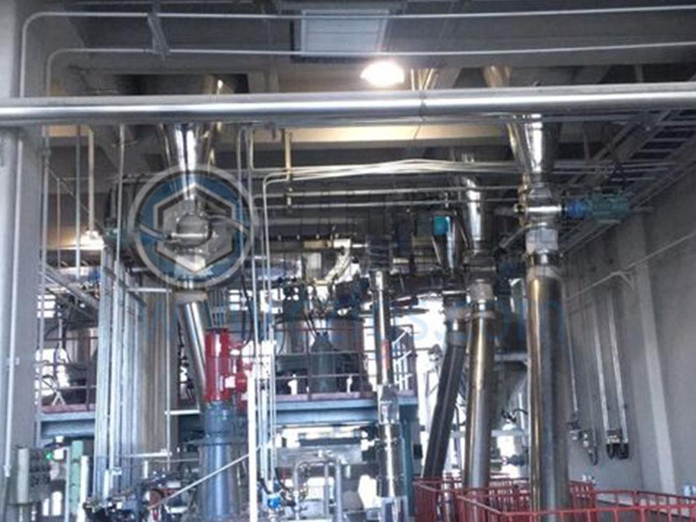 東北制藥股份有限公司——尼龍酸、VC管鏈輸送