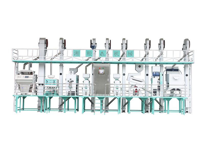 CTNM30型自动化成套碾米设备