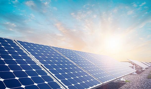 太陽能行業的應用