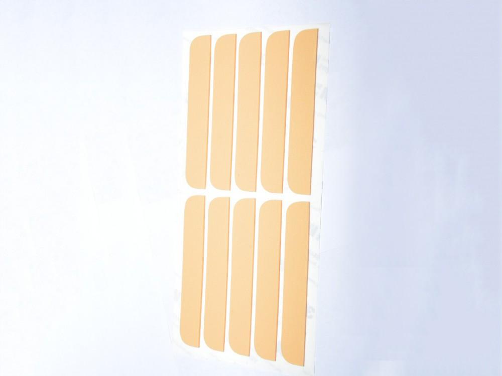 鉆石紋硅膠墊