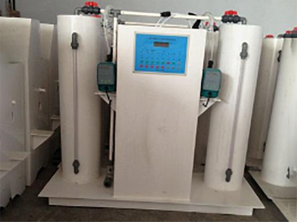 二氧化氯化生器