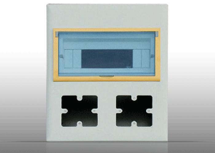 彩色框配電箱C45~10+2x86位