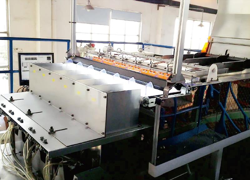 数粒机-计数组合包装机