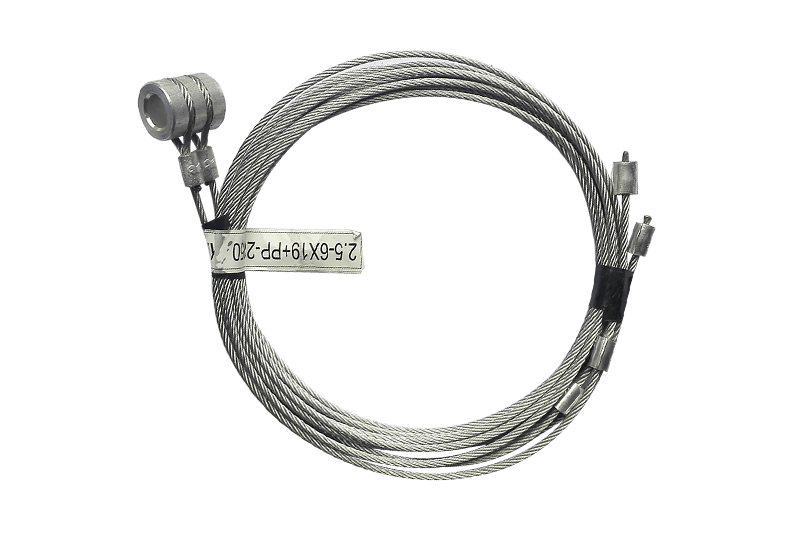 2.5-16X19+PP-2850鋼絲繩