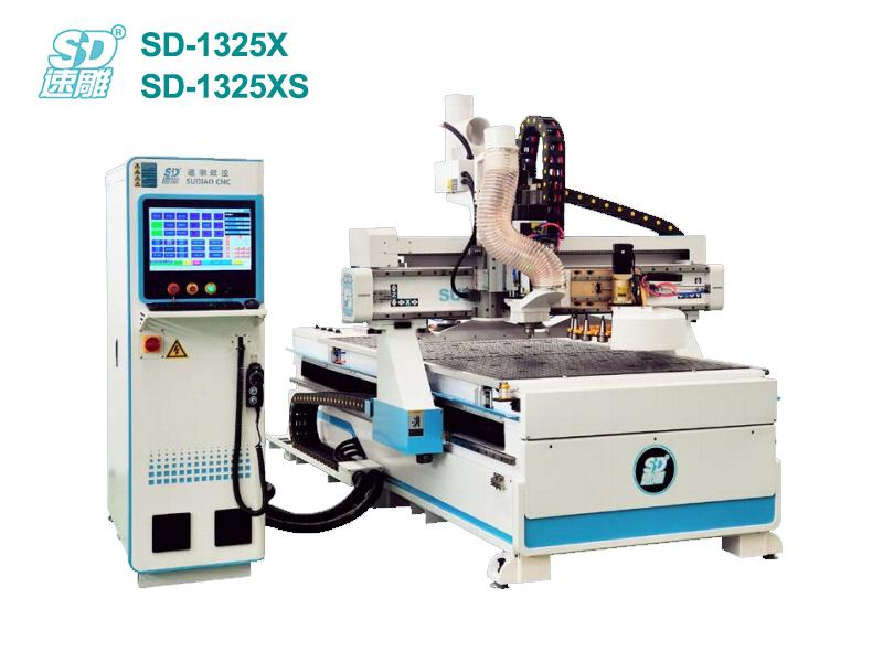 全絲桿換刀加工中心 SD-1325X SD-1325XS