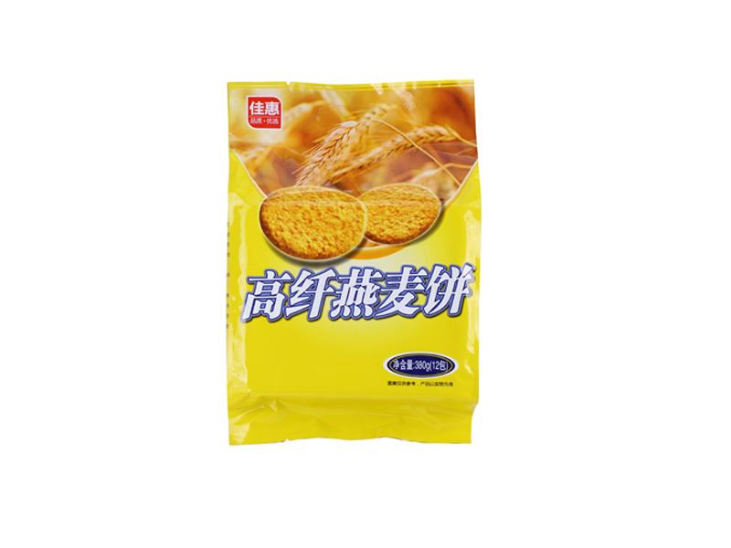 高纤燕麦饼