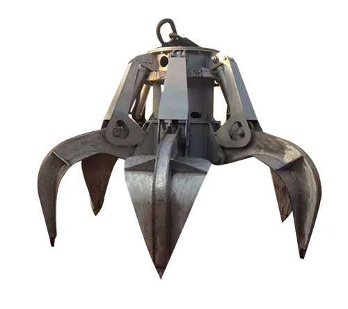 電動液壓廢鋼抓斗
