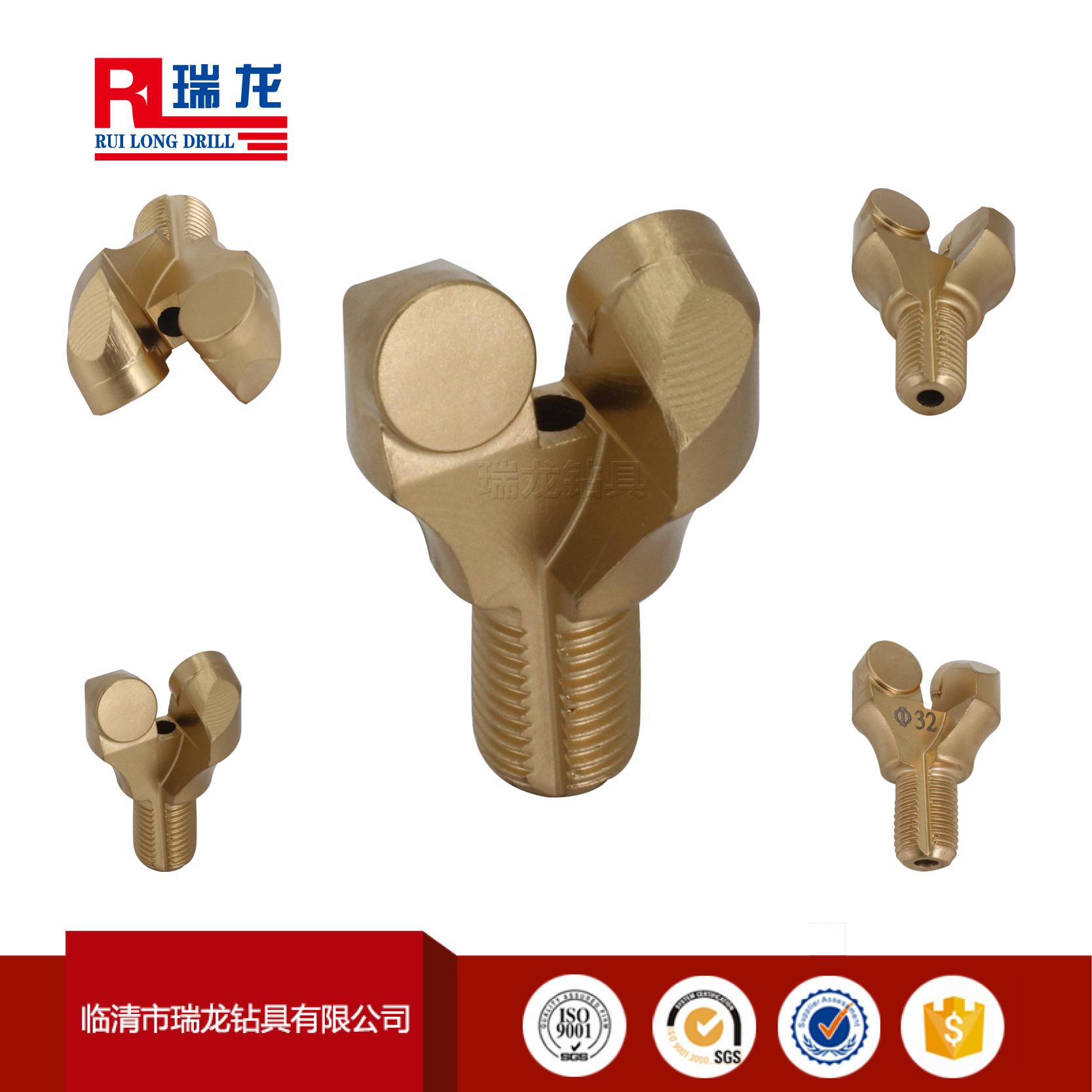 φ30-M14-1.5金刚石锚杆钻头 瑞龙钻具
