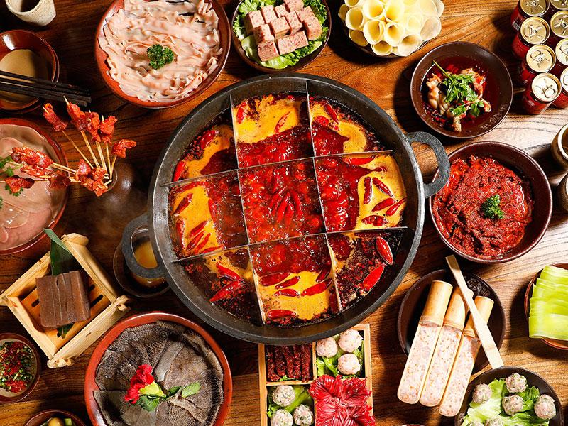 火锅底料都有哪些类型?