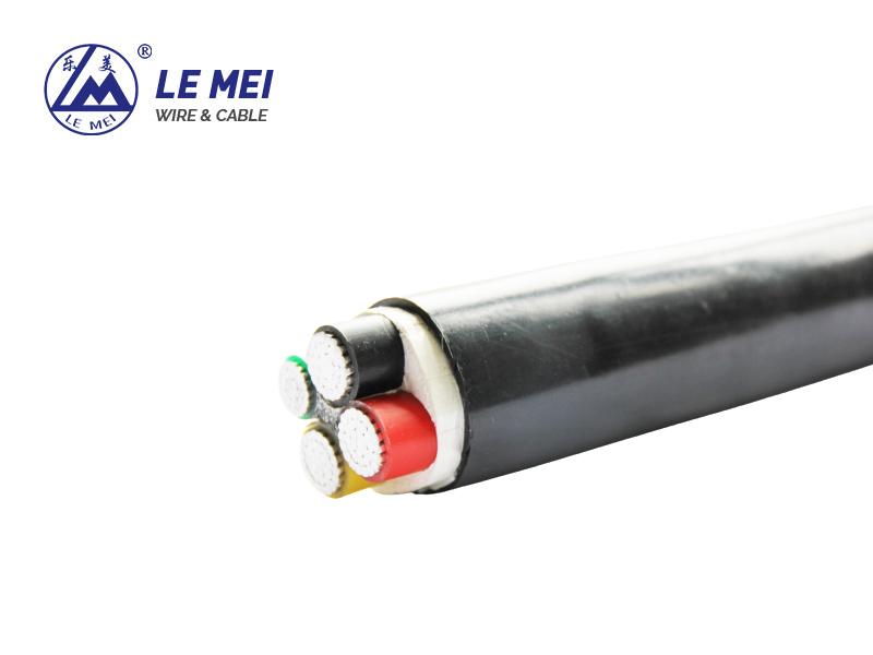 電力電纜 YJLV 3X150+1X95