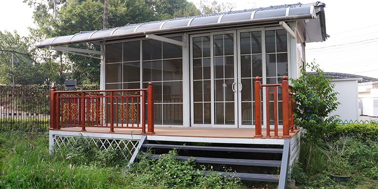 陽光集裝箱房給您不一樣的空間體驗!