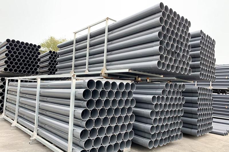 PVC-U给水管材