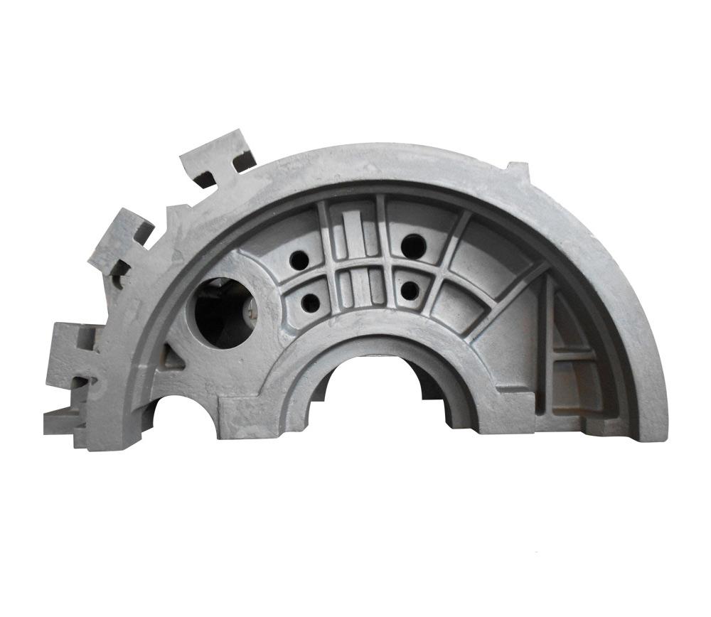 风电齿轮箱QT400-18低温球铁下箱体