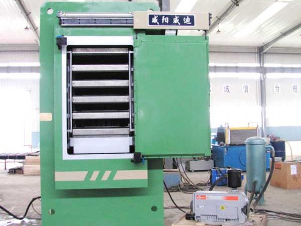 260T-5 layer high temperature press
