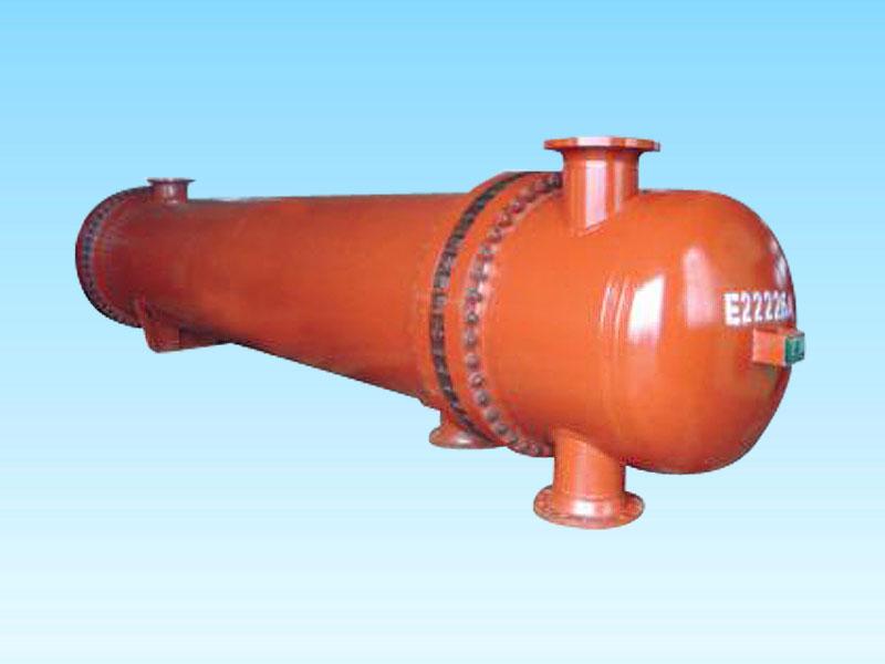 滲鋁管換熱器