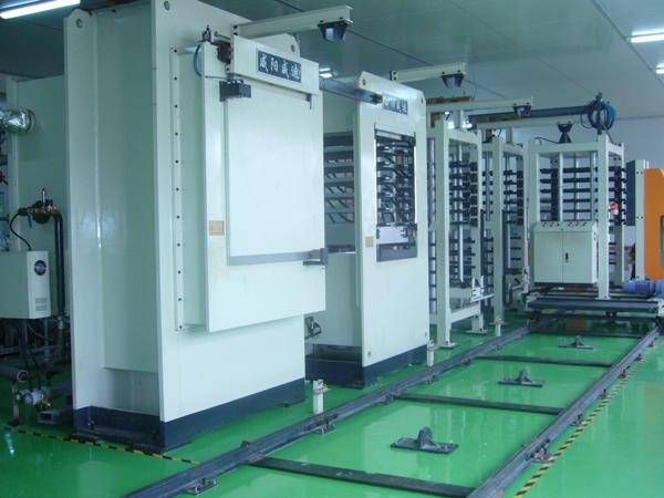 350T multilayer circuit board vacuum press