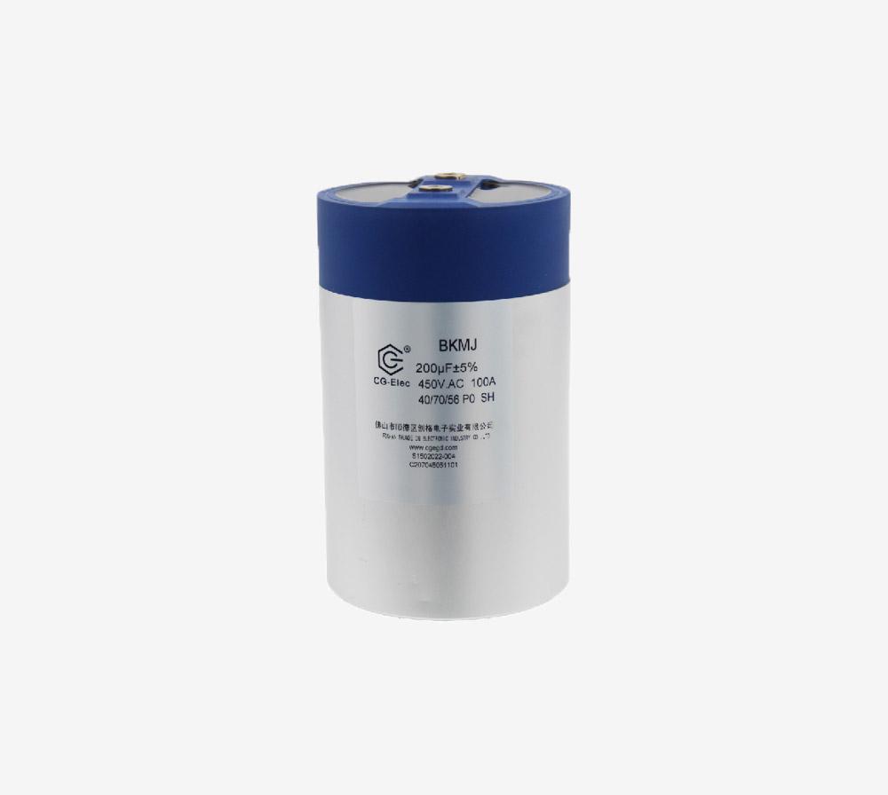 定制型交流濾波電容器(干式、防爆、單相)