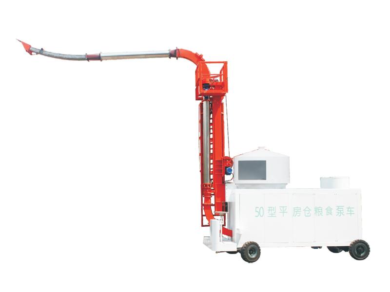 平房仓型粮食泵车