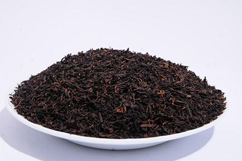 云宏陈年熟散茶