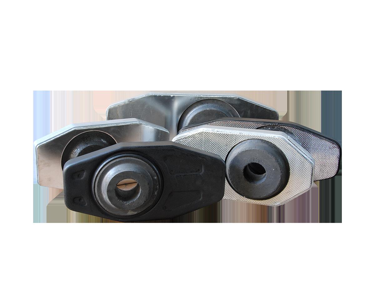 燒成鋁碳、鋁鋯碳系列滑板