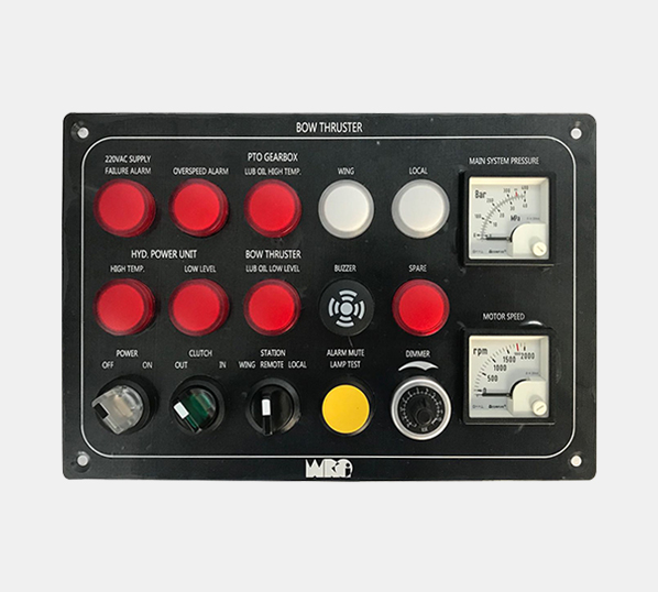 錨絞機控制板