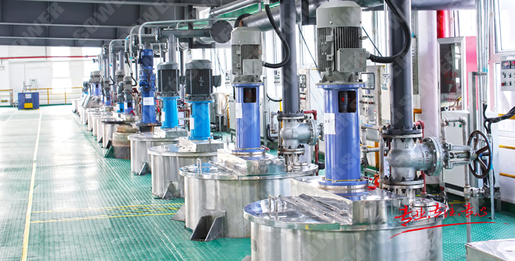 Large - scale bottom stirring equipment