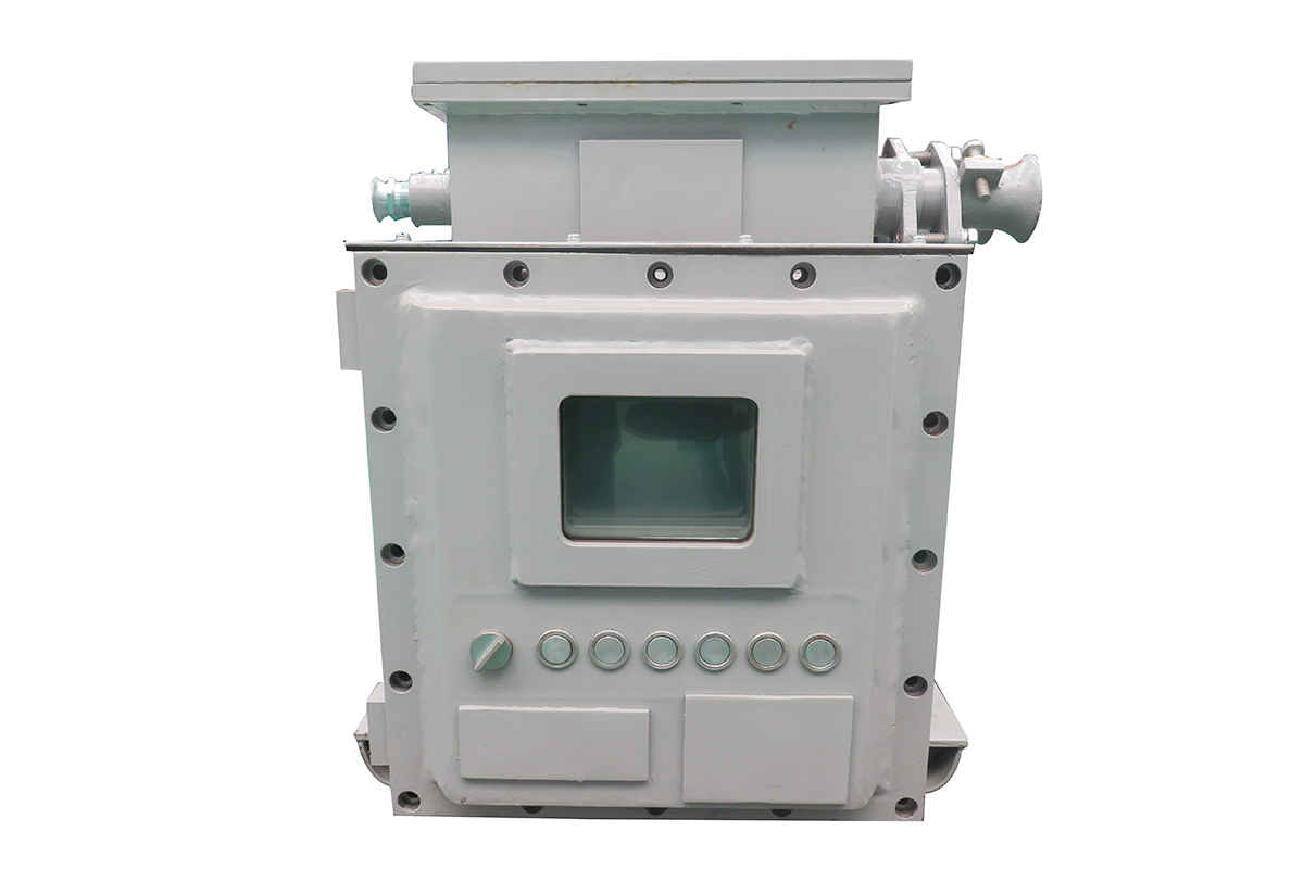 KPZ盤式制動裝置用電控裝置