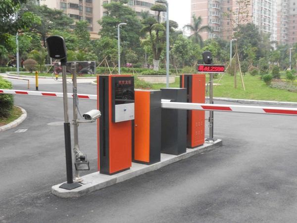深圳赛菲姆智能停车系统