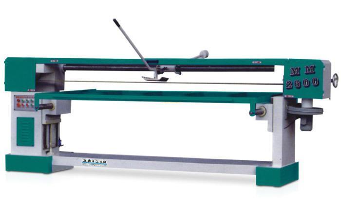 MM2600卧式磨光机