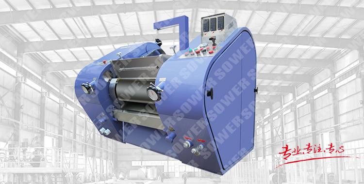 SW-YS Series hydraulic three - roll grinder