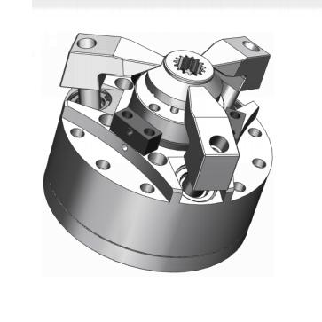 锥齿轮加工用卡盘 KBG