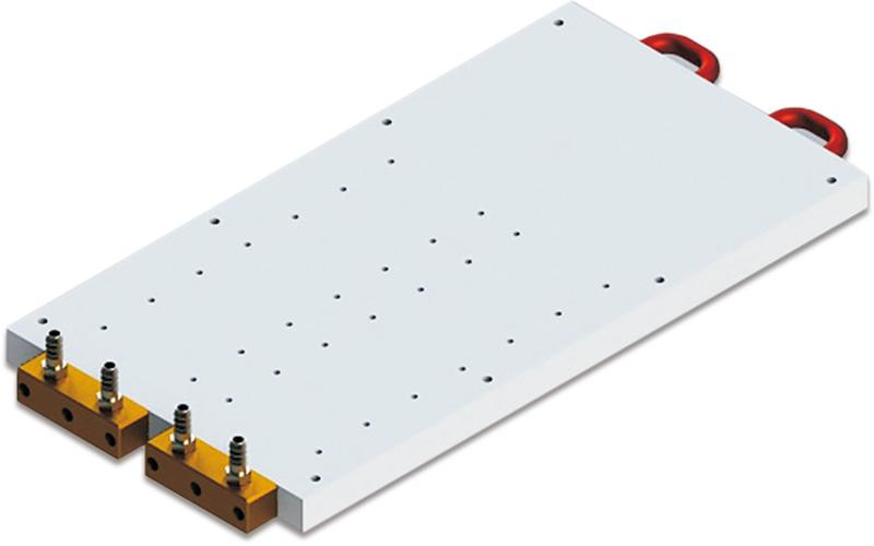 简单先容铝型材散热器的生产工艺:二