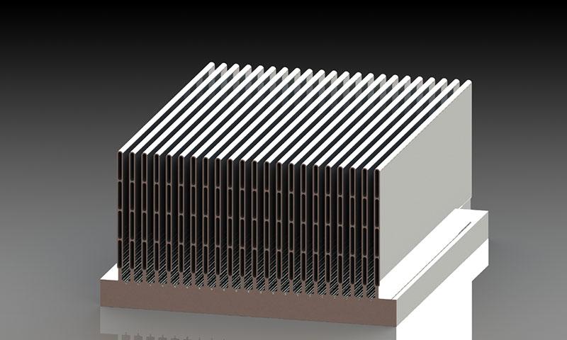 先容铝型材散热器的其它分类方
