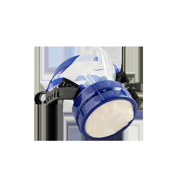 2001硅胶防毒口罩